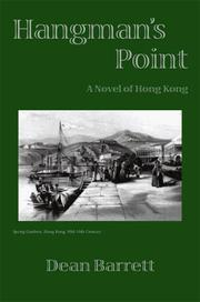 Cover of: Hangman&#39;s Point; A Novel by Dean Barrett