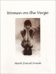 Cover of: Women on the Verge by Mark Frank