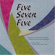 Cover of: Five seven five by Celeste Heiter
