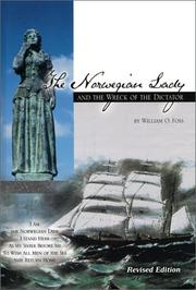 Cover of: The Norwegian Lady and the wreck of the Dictator by William O. Foss