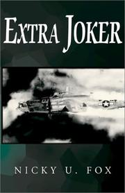 Cover of: Extra joker by Nicky U. Fox