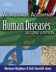 Cover of: Workbook to Accompany Human Diseases by Marianne Neighbors