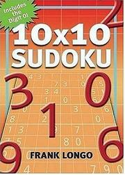 Cover of: 10 x 10 Sudoku by Frank Longo