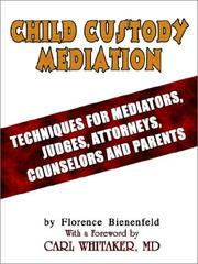Cover of: Child custody mediation by Florence Bienenfeld