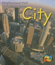 Cover of: City by Peggy Pancella