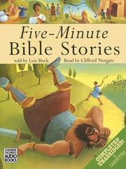Cover of: Five-minute Bible Stories by Lois Rock