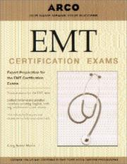EMT-Basic Exam (Civil Service/Military) Arco