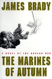 Cover of: The Marines of Autumn by James Brady