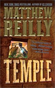 Cover of: Temple by Matthew Reilly