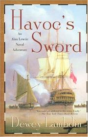 Cover of: Havoc&#39;s sword by Dewey Lambdin