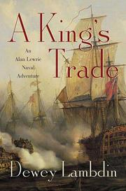 Cover of: A King's Trade by Dewey Lambdin