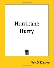 Cover of: Hurricane Hurry by W. H. G. Kingston