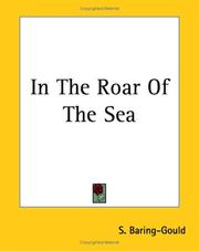 Cover of: In the roar of the sea by Baring-Gould, S.