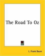 Cover of: The Road to Oz by L. Frank Baum