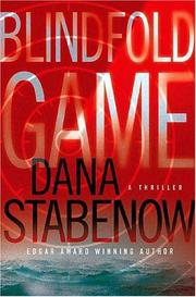 Cover of: Blindfold game by Dana Stabenow