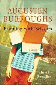Cover of: Running with Scissors by Augusten Burroughs