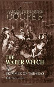 Cover of: The water-witch by James Fenimore Cooper