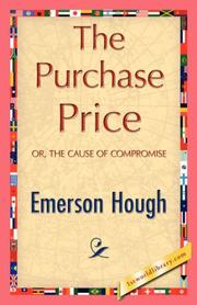 Cover of: The Purchase Price by Emerson Hough