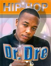 Cover of: Dr. Dre (Hip-Hop) by Hal Marcovitz