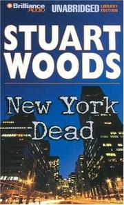 Cover of: New York Dead (Stone Barrington) by Stuart Woods
