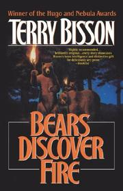 Cover of: Bears discover fire and other stories by Terry Bisson