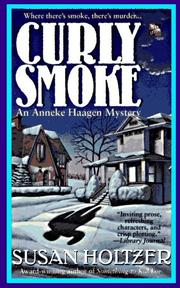 Cover of: Curly Smoke by Susan Holtzer