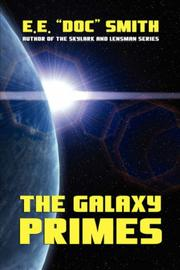 Cover of: The Galaxy Primes by Edward Elmer Smith
