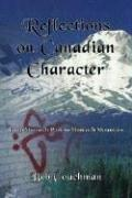 Cover of: Reflections on Canadian character by Bob Couchman