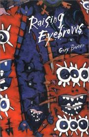 Cover of: Raising Eyebrows by Gary Barwin