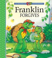 Cover of: Franklin Forgives (Franklin TV Storybooks by Sharon Jennings