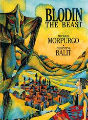 Cover of: Blodin the beast by Michael Morpurgo