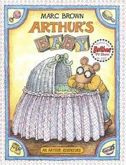 Cover of: Arthur's baby by Marc Tolon Brown