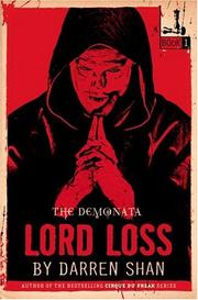 Cover of: Lord Loss by Darren Shan