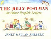 Cover of: The Jolly Postman by Allan Ahlberg, Janet Ahlberg