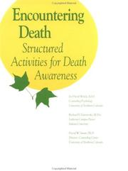 Cover of: Encountering death by I. David Welch