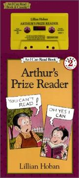Cover of: Arthur's Prize Reader Book and Tape by Lillian Hoban