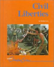 Cover of: Overview Series - Civil Liberties by Debbie Levy