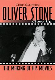 Cover of: Oliver Stone by Chris Salewicz