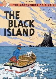 Cover of: The Black Island by Hergé
