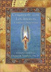 Cover of: Curandose Con Los Angeles Cartas Oraculas by Doreen Virtue