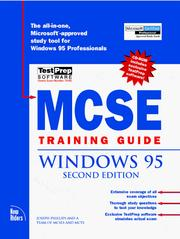 Cover of: MCSE training guide by Edward Tetz