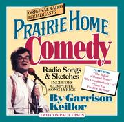 Cover of: Prairie Home Comedy by Garrison Keillor