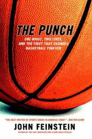 Cover of: The Punch by John Feinstein