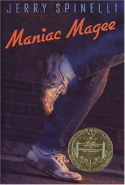 Cover of: Maniac Magee by Jerry Spinelli
