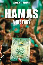 Cover of: Hamas by Azzam Tamimi