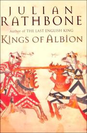 Cover of: Kings of Albion by Julian Rathbone