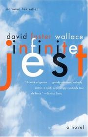 Cover of: Infinite jest by David Foster Wallace