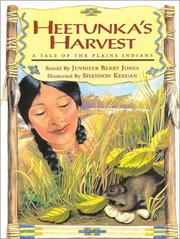 Cover of: Heetunka&#39;s harvest by Jennifer Berry Jones