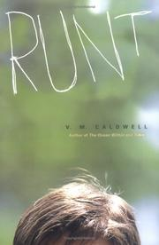 Cover of: Runt by V. M. Caldwell