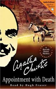 Cover of: Appointment with Death by Agatha Christie